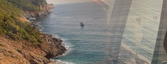 Alanya Teleferik is one of Antalyada gezmelik, görmelik, yüzmelik.