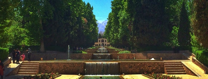 Shahzadeh Garden is one of Tempat yang Disukai H.