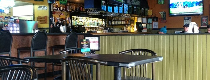 The Dock Sports Bar & Grill is one of Lieux qui ont plu à Whit.