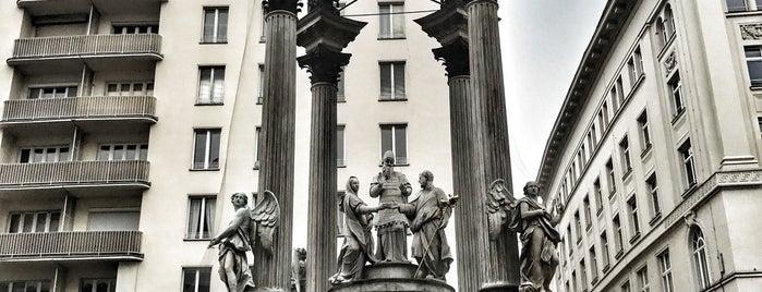 Hoher Markt is one of Vienna.
