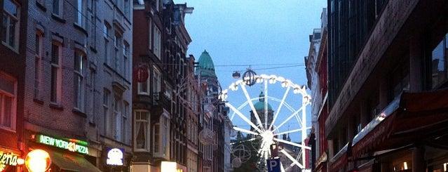 Damstraat is one of Best of Amsterdam.