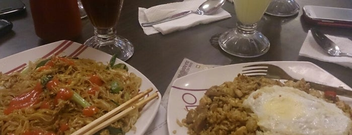 Solaria is one of Food.