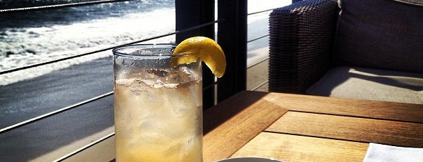 Nobu Malibu is one of A Must! in Los Angeles = Peter's Fav's.