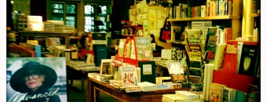 Drawn & Quarterly is one of Bookstores - International.