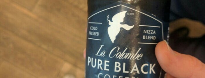 La Colombe Torrefaction is one of fidi.