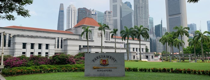 Parliament House is one of My Singapore Trip'12.