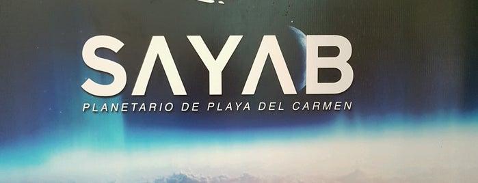 Planetario Sayab is one of Tempat yang Disukai Gabriel.