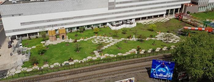 Parque de las Ciencias is one of Orte, die Erika gefallen.