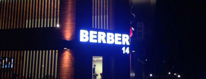 BERBER14 is one of Tempat yang Disimpan Huseyin.