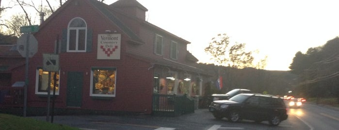 The Vermont Country Deli is one of NE road trip.