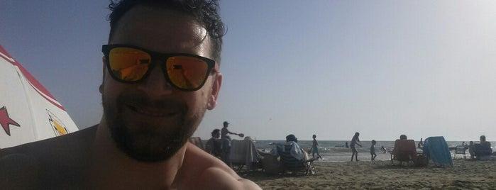 Playa de la Canaleta is one of Locais curtidos por Jota.