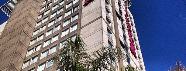 Mercure Campinas is one of Orte, die Sergio M. 🇲🇽🇧🇷🇱🇷 gefallen.