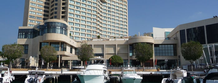 InterContinental Abu Dhabi is one of Hotels 2.