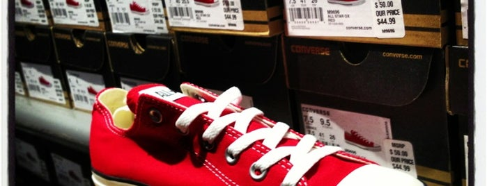 Converse Factory Outlet is one of Miami's must visit!.