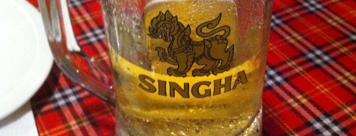 Singha Beer House is one of Middle East.