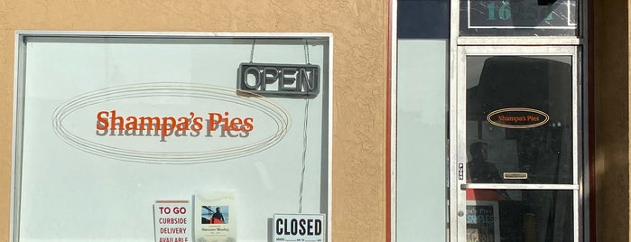 Shampa's Pies is one of National Pie Quest.