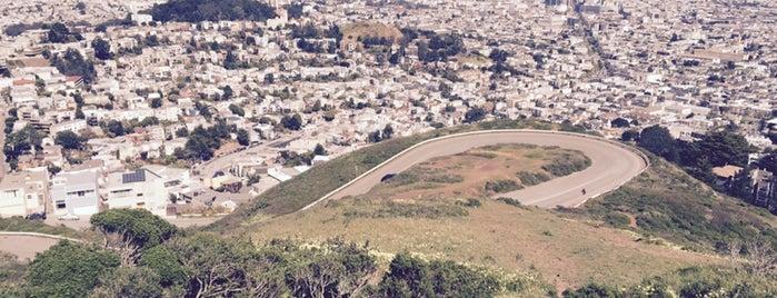 Twin Peaks is one of Views.