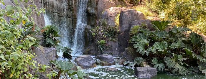 Huntington Falls is one of Lugares guardados de squeasel.