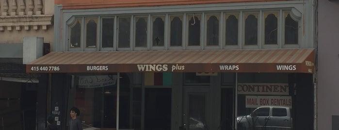 Halal Wings Plus is one of สถานที่ที่ Bradley ถูกใจ.