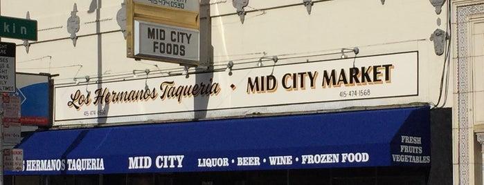 Los Hermanos Taqueria is one of San Francisco.