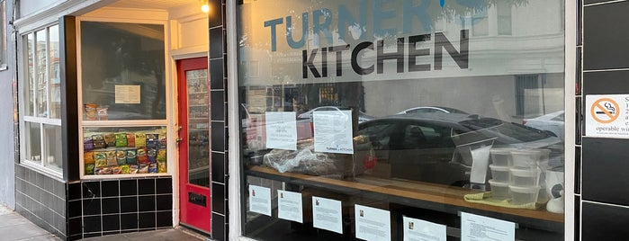 Turner's Kitchen is one of SF: Eats.