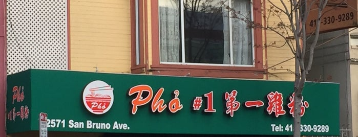 Phở #1 is one of EAT.
