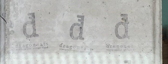 dragoneats is one of Lugares guardados de Francisco.