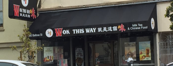 Wok This Way is one of Richmond District lunch deals.