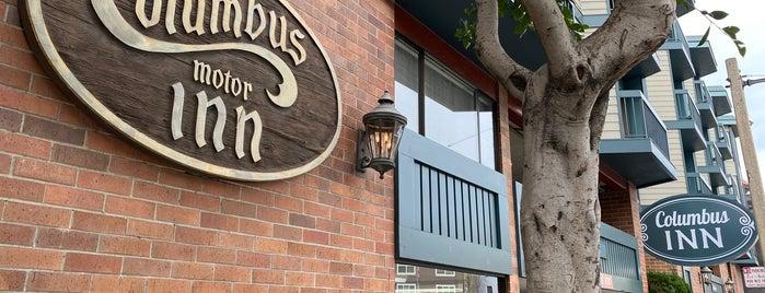 Columbus Motor Inn is one of Visit to San Francisco.
