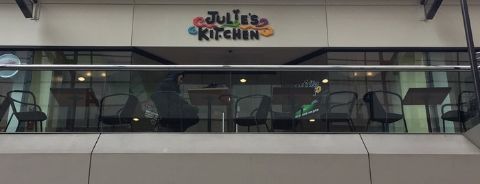 Julie's Kitchen is one of 2018 in SF.