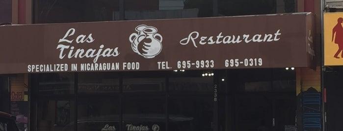 Las Tinajas is one of Locais curtidos por Jesse.