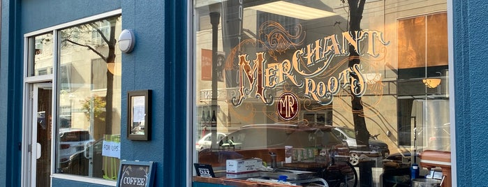 Merchant Roots is one of Bay Area.