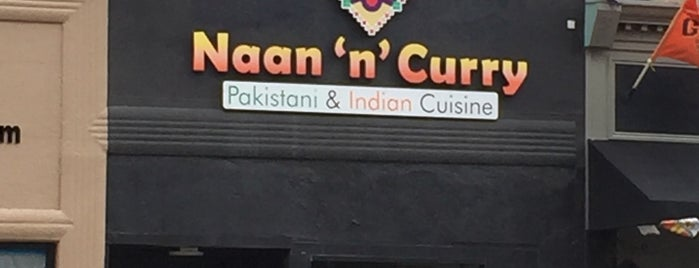 Naan N Curry is one of San Francisco.
