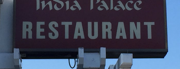 India Palace Restaurant is one of SF to do!.
