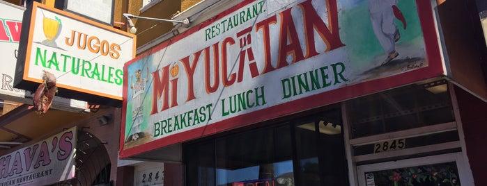 Mi Yucatan is one of Locais salvos de Abhinav.