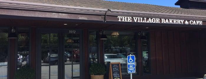 The Village Bakery is one of Posti che sono piaciuti a Oren.