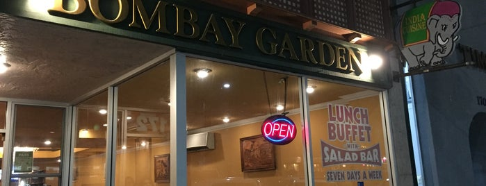 Bombay Garden is one of Guide to San Mateo's best spots.