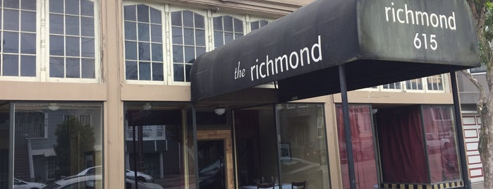 the Richmond is one of To-Try.
