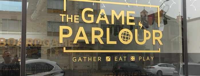 The Game Parlour is one of New New.