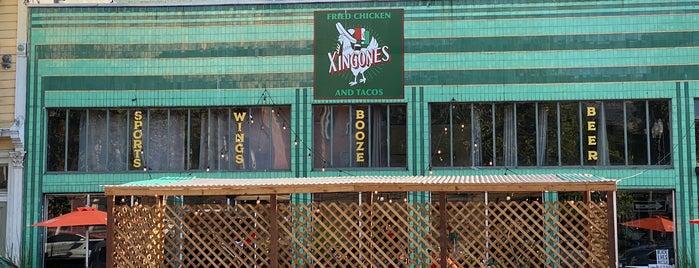 Xingones is one of Oakland Lunch.