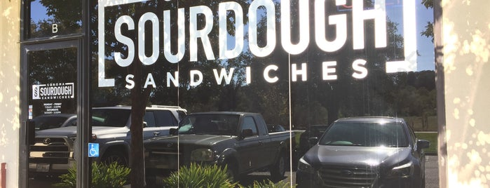 Michael's Sourdough Sandwiches is one of RV vacation.