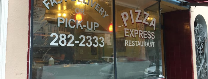Pizza Express is one of LevelUp merchants in San Francisco!.