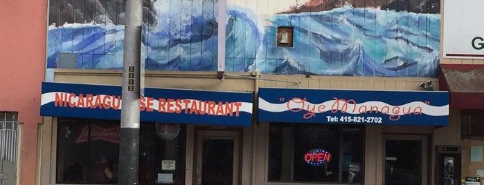 oye! managua is one of LevelUp merchants in San Francisco!.