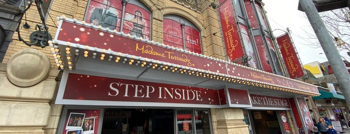Madame Tussauds San Francisco is one of Davidさんのお気に入りスポット.