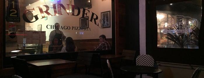 Grinders Pizzeria is one of Nick 님이 좋아한 장소.