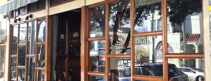 Iza Ramen is one of San Francisco Eats.