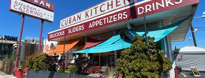 Cuban Kitchen is one of Bay Area.