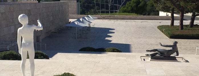 Getty Center Garden Tour is one of Cali.