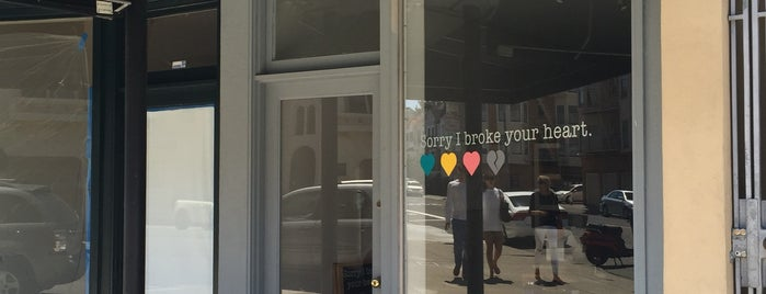 Sorry I Broke Your Heart - Hair Salon is one of Hipstermania.