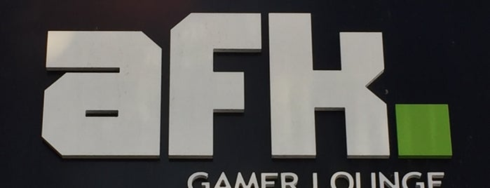 AFK Gamer Lounge is one of San Jose.